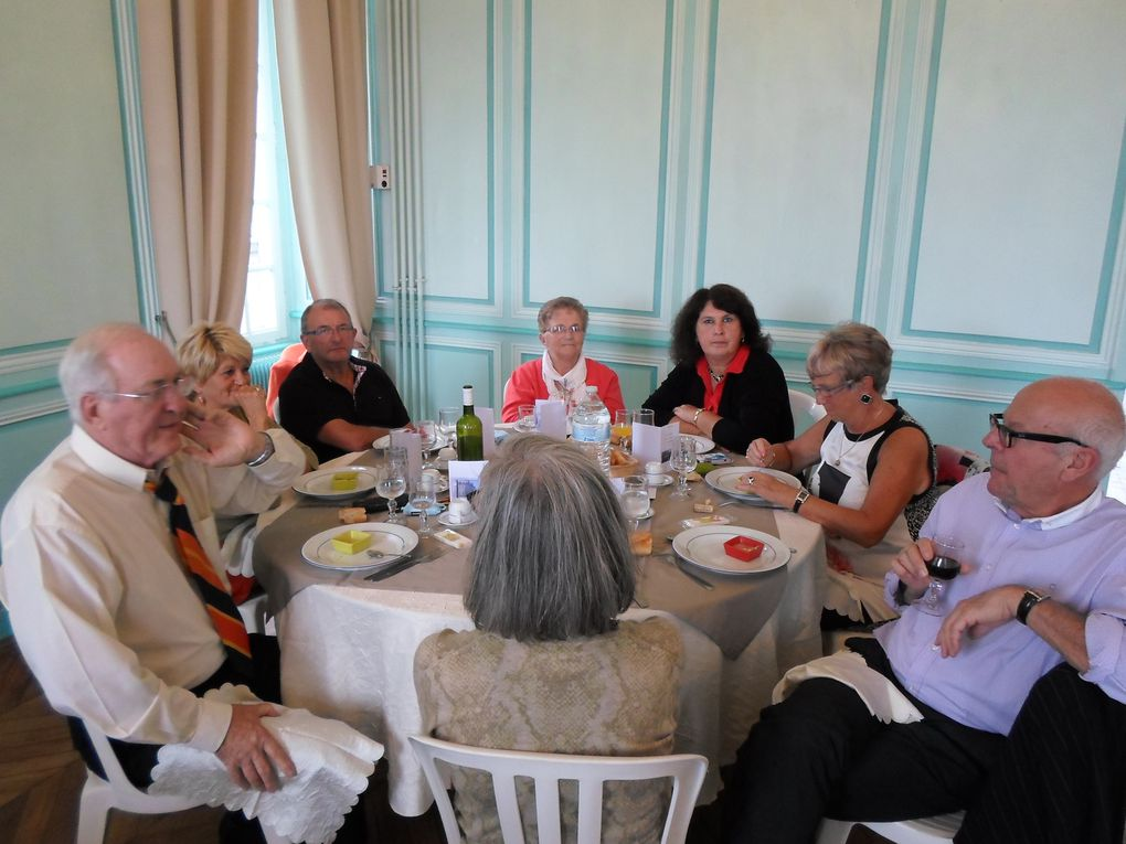 Repas des Ainés du 20 octobre 2013 à Hautot-sur Seine