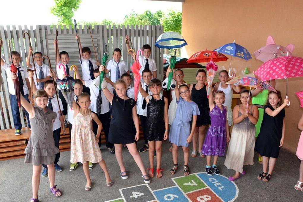 La belle fête de l'école du Chaudron