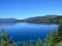 Lago Nahuel Huapi, route des 7 lacs, Argentine en camping-car