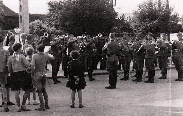 SOUS L'OCCUPATION ALLEMANDE (1940-1944)