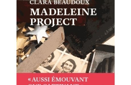 Madeleine Project de Clara Beaudoux