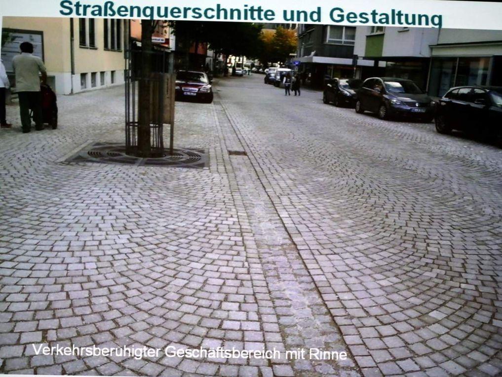 Neues Verkehrskonzept für das Veitshöchheimer Ortszentrum: Bürger diskutierten in den Mainfrankensälen über die drei vom Planer vorgestellten Lösungsvarianten