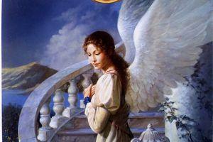Tirage et Prière du jour : L'Ange Gardien de l'Optimisme