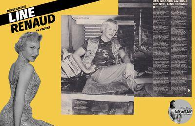 PRESSE : Une grande actrice est née, Line Renaud 1981