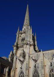 cathédrale de Luçon : abbé Louis-Marie de Linage