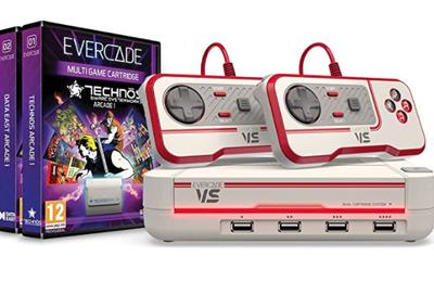 L'Evercade Vs passe en mode préco !
