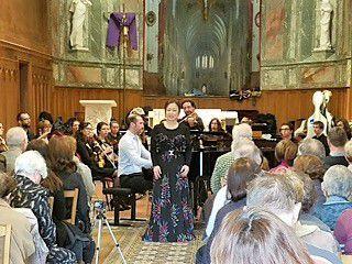 CHAMPS LIBRES : Les talents Bryards réunis pour un concert unique d'Art Lyrique à Bry