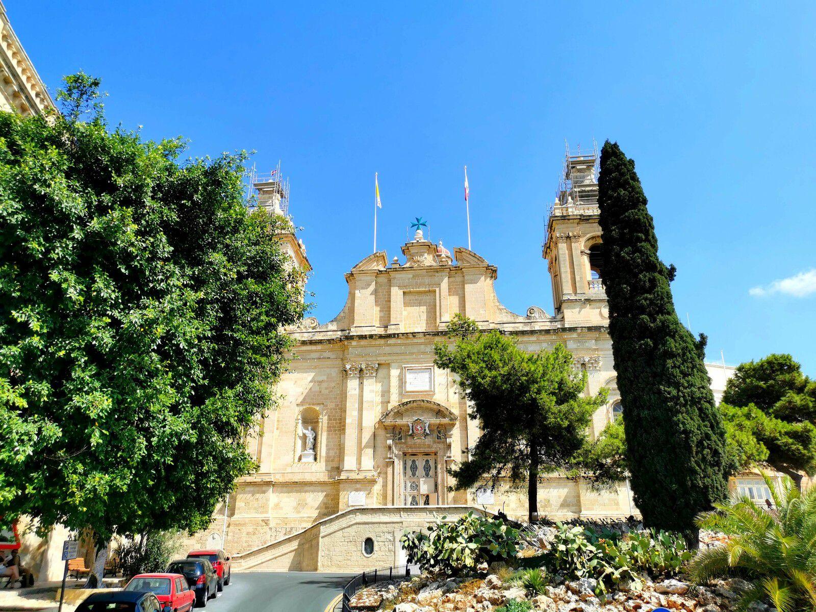Focus sur Birgu, la ville centrale des Trois-Cités