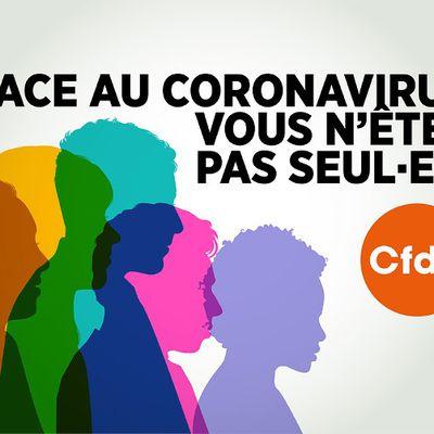 Réunion spécifique Covid du mercredi 12 mai 2021