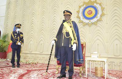 """Au Tchad, Idriss Déby Itno, un """"maréchal atteint de la folie des grandeurs"""""""
