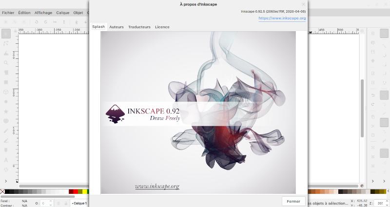 Inkscape : Une mise a jour majeure ...