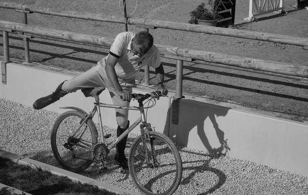 La plus noble conquête de l'homme c'est la bicyclette