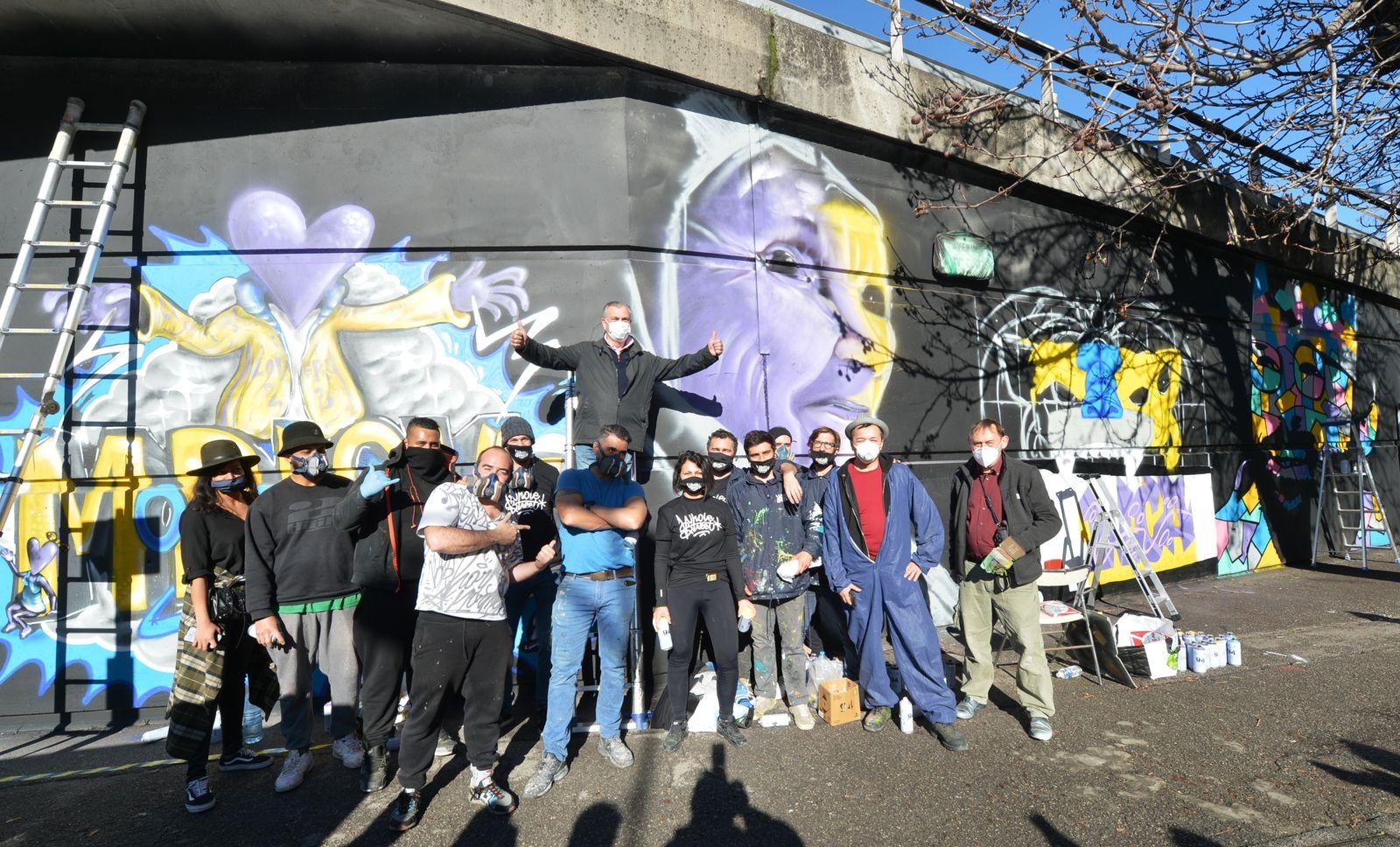 NICE : Art dans l'espace public – Influence ta ville 15-25