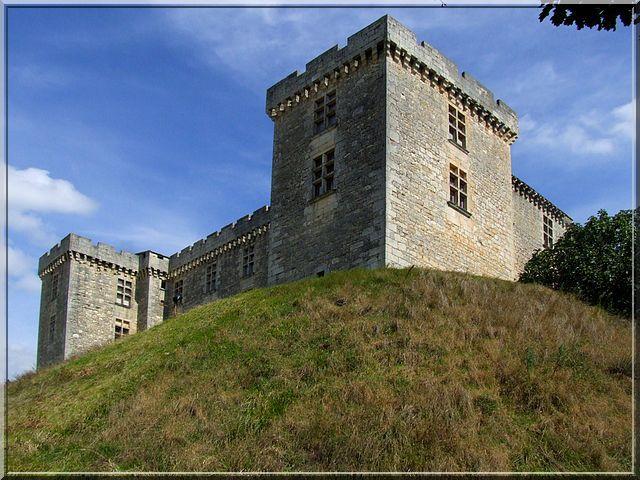 Diaporama château La Coste - Grézels