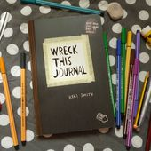Wreck this Journal♥ - the.penelopes.overblog.com
