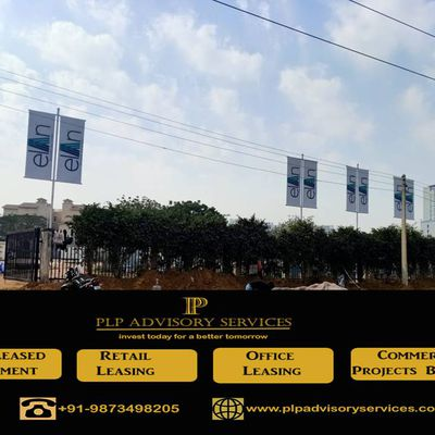 9873498205: Elan Sector 66 Gurgaon-New commercial project by Elan Group