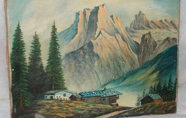 Un peintre PIESKE