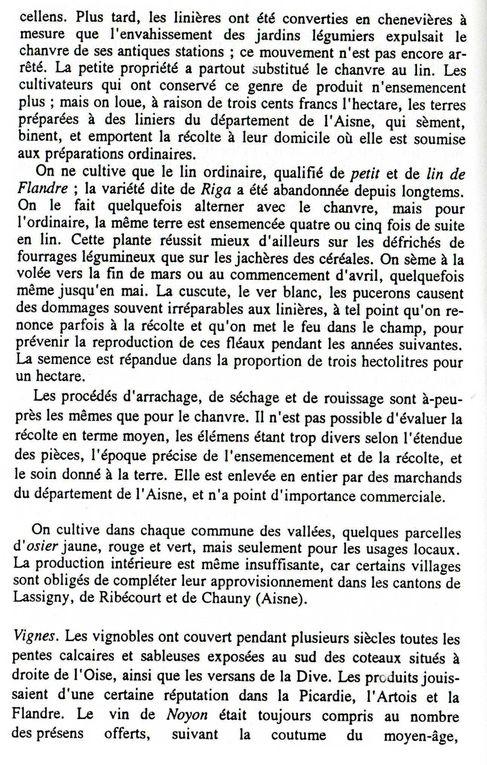 Album - le canton de Noyon (Oise), sa situation vers 1840, (02)