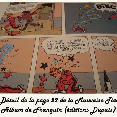 Franquin, ou boire un coup sur la tête