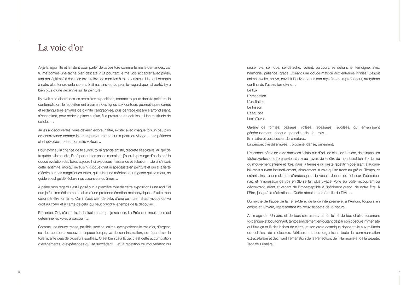 La Quête Mystique à la Fondation Mohammed VI , Rabat