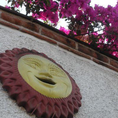 Ah ! Ces petits détails qui font le charme des maisons mexicaines