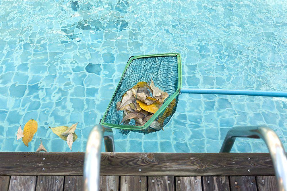 Les différents types d'hivernage piscine