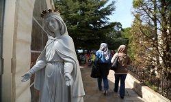 Exposition : Les lieux saints partagés : MARIE LA CHRÉTIENNE, MARIE LA MUSULMANE à RONCHAMP (70250)