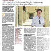 Gazette des Communes (août 2016) : lancement de l'observatoire socialmedia des territoires