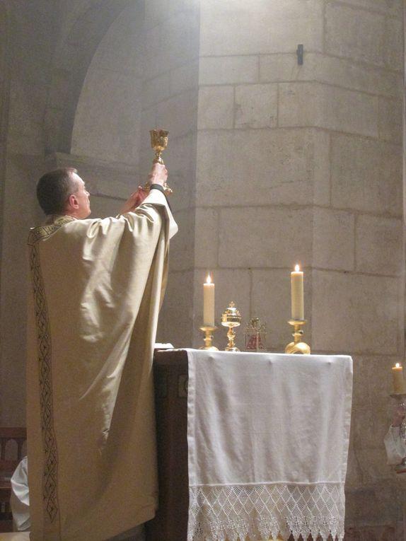 Vigile et solennité de Pâques