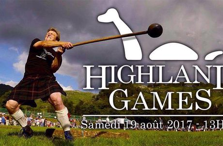 Jeux Intervillages - Highland Games Orsinfaing - Second Edition