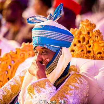 Emir Of Kano Completely Exudes Royalty In Exquisite Photos