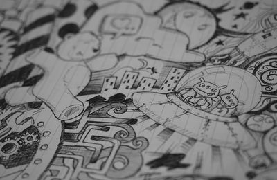 Let's doodle and win !