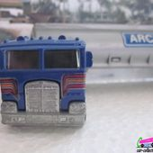 KENWORTH TANKER ARCO STEERING RIGS HOT WHEELS - CAMION CITERNE - car-collector.net