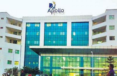 Article 24 Octobre 2020 - New Indian Express.com - Apollo Hospitals opens post-Covid recovery clinics