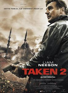 Taken 2 avec Liam Neeson : we are gonna be taken part 2!