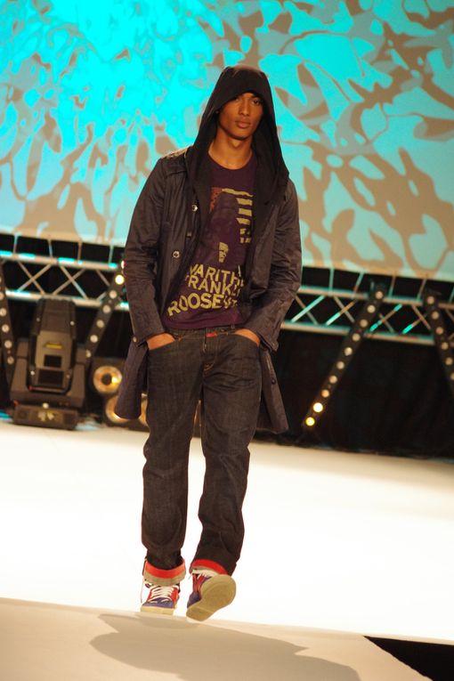 du 13 au 15 avril, se déroulait à Dinard, le 19ème Festival  International des Jeunes Créateurs de Mode