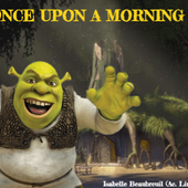SHREK'S ROUTINE by Isabelle Beaubreuil on Genially
