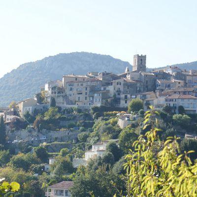 Saint Jeannet , Le Baou de Saint Jeannet