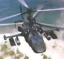 Les Mistral russes embarqueront de Ka-52 navalisés.