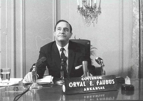 Faubus Orval Eugene