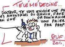 E-santé: 34 projets en cours dans la région Ile-de-France, dont 17 de télémédecine
