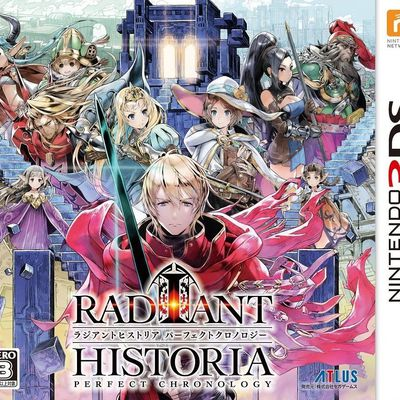 Radiant Historia : Perfect Chronology [3DS]