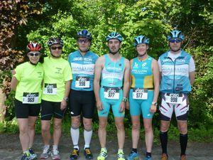 Bike and Run de Marchiennes et Triathlon de Sangatte