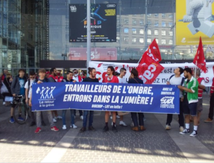 Biocoop parisiens en grève !