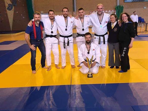 Championnat de Bretagne par équipes seniors masculins niveau2
