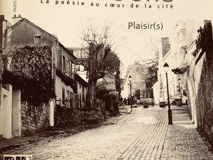 """EXTRAIT de la revue """"Plein Sens"""" - La Ruche des Arts Paris18"""