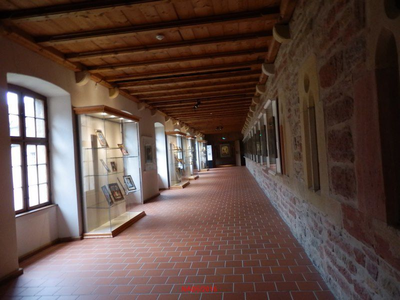 Visite du Musée Unterlinden avec l'ASOR de Colmar