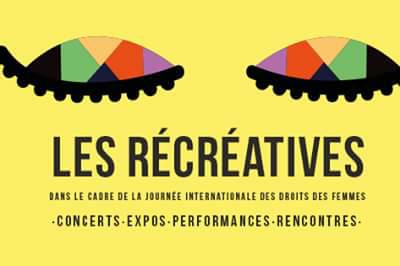 L' EBRANLEUSE au festival LES RÉCRÉATIVES
