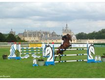 Jumping à Chantilly : Global Champions Tour 2017