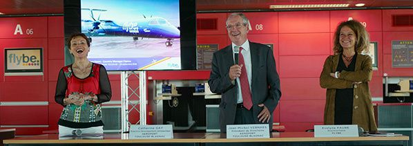 Flybe adds brand new route to 2016-17 winter schedule from Toulouse